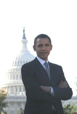 Barack OBAMA devant son rêve