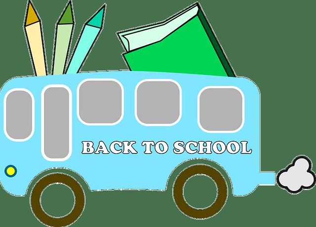 Aktiviteter til første skoledag