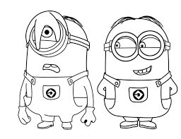 dibujosparacoloreardelosminions