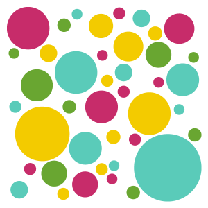 vinilos-decorativos-adhesivos-circulos-de-colores