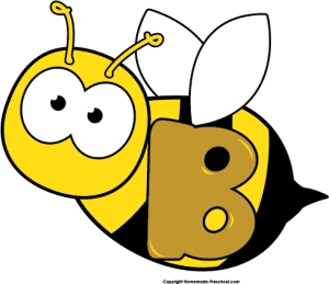 letter-b-bee