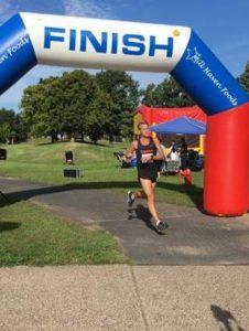 Dan 5K Finish