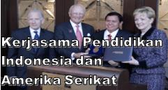 Kerjasama Pendidikan Indonesia dan Amerika Serikat