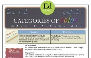 categories of color lesson copy