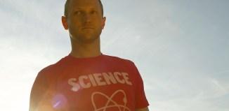 Rapper and science educator Baba Brinkman