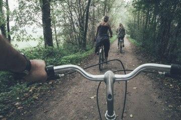 Rower, zdrowie