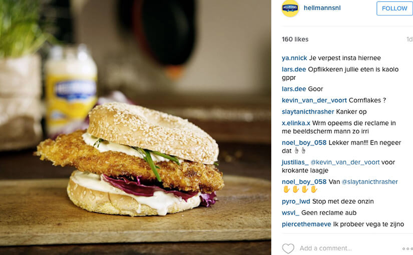 Instagram: adverteren is anders dan promotionele content