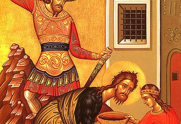 August 29, 2016; Beheading of the Honourable and Glorious Prophet, Forerunner and Baptist, John