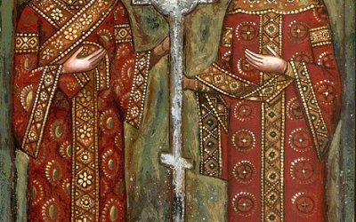 May 21, 2016 Holy Great Rulers Constantine and Helen, Equal to the Apostles