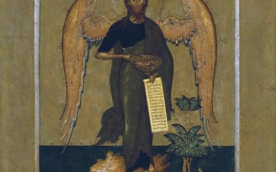 May 25, 2016 Third Finding of the Precious Head of the Holy, Glorious Prophet, Forerunner, and Baptist John