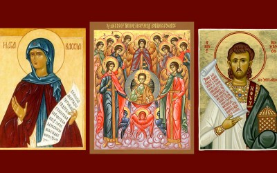 St. Cassia & St. Romanos Cantors Workshop a Success