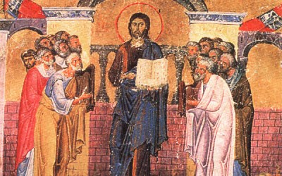 September 4, 2016; 16th Sunday after Pentecost, Octoechos Tone 7; Holy Priest-Martyr Babylas, Bishop of Antioch; Holy Prophet Moses Who Saw God