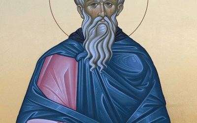 September 28, 2016 Our Venerable Father Chariton the Confessor, Abbot of Palestine (276)
