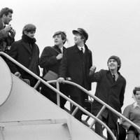 Os Beatles conquistam a América