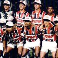Expressinho do São Paulo conquista a Copa Conmebol