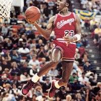 Isiah Thomas X Michael Jordan no 35º All-Star Game