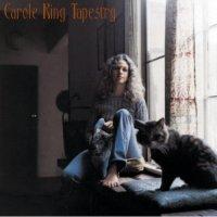 Carole King lança Tapestry, seu segundo álbum