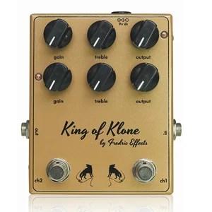 FREDRIC EFFECTS フレドリック・エフェクツ / King of Klone【オーバードライブ】