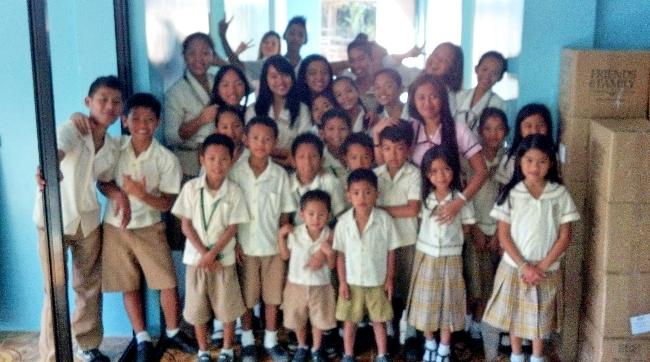 Gospel-centered teaching for children