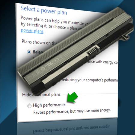 optimal laptop power plan by Dr. Nitin Paranjape