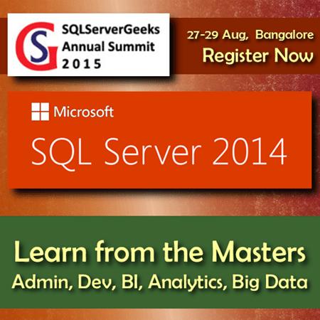 SQL server conference