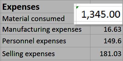 Excel Risk - Demo