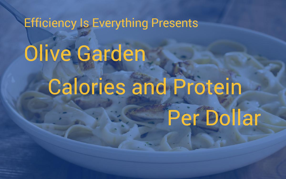 Fullsize Of Olive Garden Nutrition