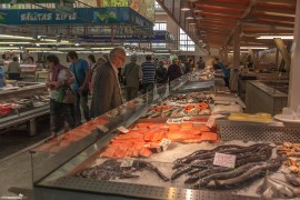 The Central Market in Riga