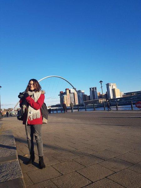 Giorgia effleure blog