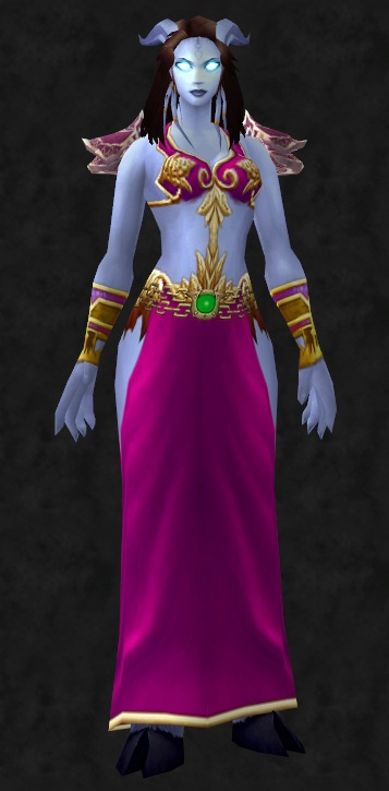 Azeroth's Next Top Plate Model (6/6)