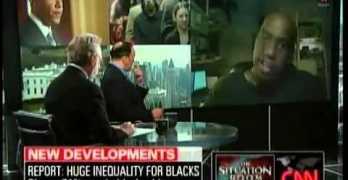 Egberto On CNN On State Of Black America