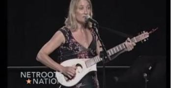 Jill Sobule Netroots Nation 2011 When They Say They Want Their America Back, What The F@#$ Does It Mean #NN11