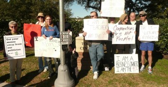 Occupy Kingwood – A Sustainable Form Of The Occupy Movement (2012-01-28)