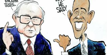 Romney Rule vs. Buffett Rule–Entitlement versus Work Ethic