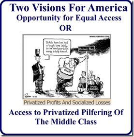 Two Visions For America