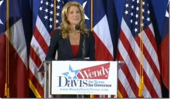 Wendy Davis For Governor