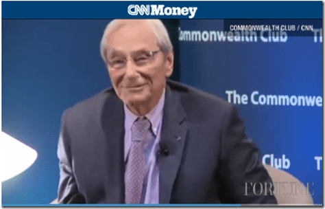 Billionaire Plutocrat Tom Perkins speak