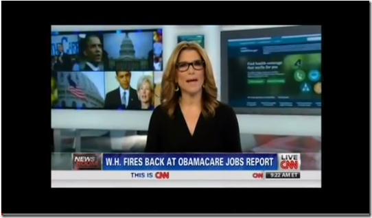Carol Costello, CNN, CBO, Obamacare