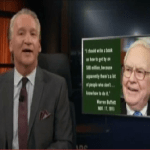 Bill Maher entitled rich