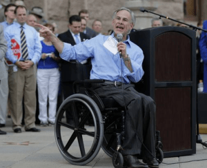 Greg Abbott Lawsuit