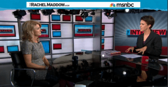 Wendy Davis interviewed on The Rachel Maddow Show