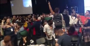This is why she disrupted Bernie Sanders & Martin O'Malley at Liberal conference Netroots Nation (VIDEO)