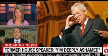 Former Republican House Speaker Dennis Hastert going to jail for molesting boys (VIDEO)