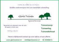 Logo glorie tuinen