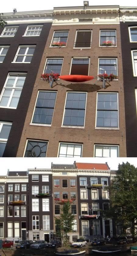 Balcon tip hamoc