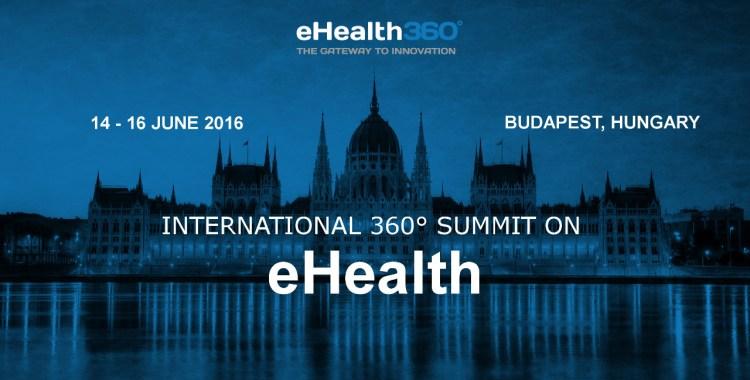 eHealth 360 EAI Summit Budapest June 14-16