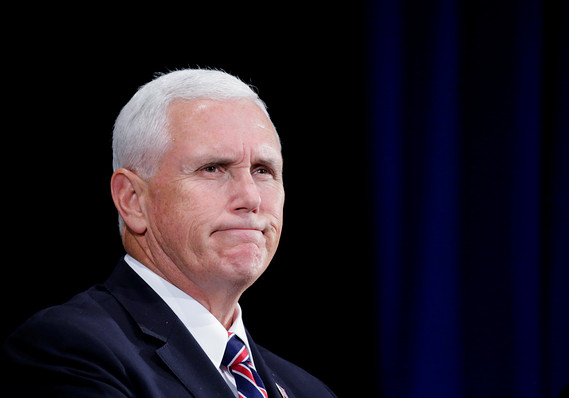 Mike Pence once argued a president could be removed on moral grounds     Reuters