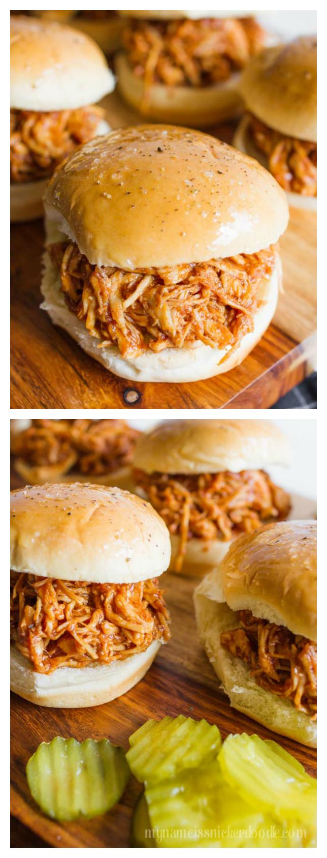 Splendid Instant Pot Bbq Ken Sliders Bbq Ken Sliders Sides Bbq Ken Sliders Recipe Crock Pot nice food Bbq Chicken Sliders