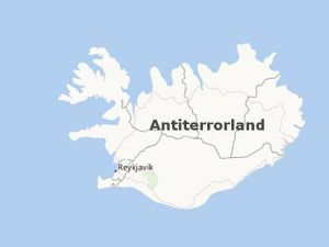 Antiterrorland, formally known as Island.