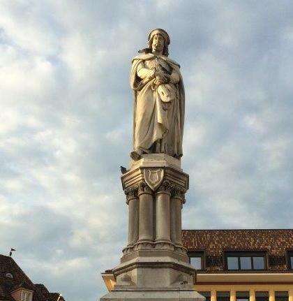Walther-Denkmal-Bozen
